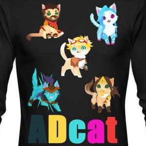 Adcat - Men's Long Sleeve T-Shirt by Next Level