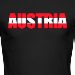 Austria Österreich - Men's Long Sleeve T-Shirt by Next Level