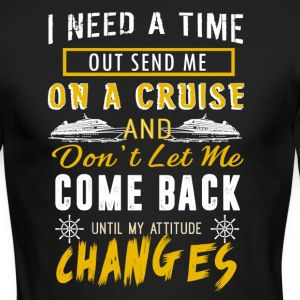 On A Cruise Shirt - Men's Long Sleeve T-Shirt by Next Level