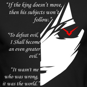 The Testament of Lelouch Vi Britannia - Men's Long Sleeve T-Shirt by Next Level