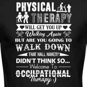 Occupational Therapy Shirt - Men's Long Sleeve T-Shirt by Next Level