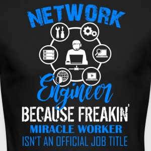 Network Engineer Shirt - Men's Long Sleeve T-Shirt by Next Level