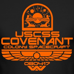 Covenant - Men's Long Sleeve T-Shirt by Next Level