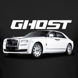 RR Ghost - Men's Long Sleeve T-Shirt by Next Level