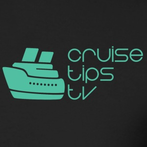 CruiseTipsTV Logo Mike's Way - Men's Long Sleeve T-Shirt by Next Level