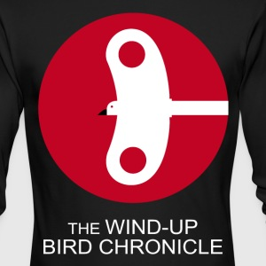 The Wind Up Bird Chronicle - Men's Long Sleeve T-Shirt by Next Level
