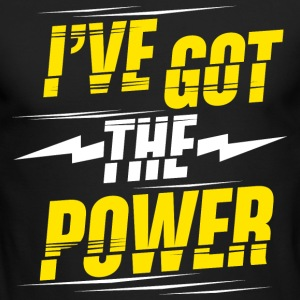 Got the power - Men's Long Sleeve T-Shirt by Next Level