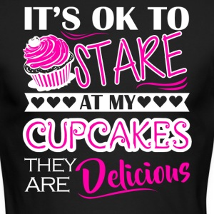 Cupcakes Delicious Shirt - Men's Long Sleeve T-Shirt by Next Level