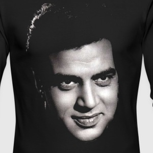 Dharmendra face - Men's Long Sleeve T-Shirt by Next Level