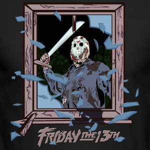 Friday the 13th - Men's Long Sleeve T-Shirt by Next Level