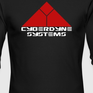 Cyberdyne Systems Terminator Movie - Men's Long Sleeve T-Shirt by Next Level
