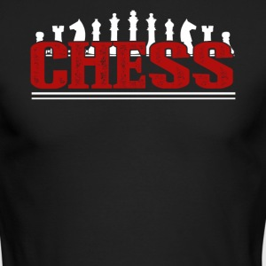Chess Shirts - Men's Long Sleeve T-Shirt by Next Level