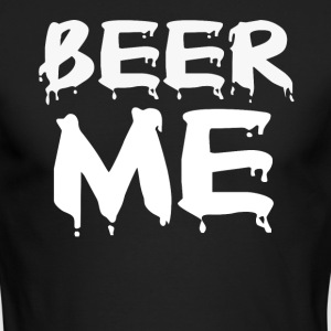 Beer Me - Men's Long Sleeve T-Shirt by Next Level