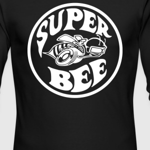 Super Bee - Men's Long Sleeve T-Shirt by Next Level
