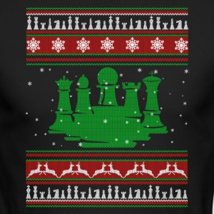 Chess T shirt - Chess Christmas Shirt - Men's Long Sleeve T-Shirt by Next Level