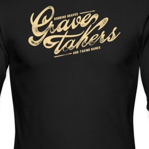 Grave takers - Men's Long Sleeve T-Shirt by Next Level