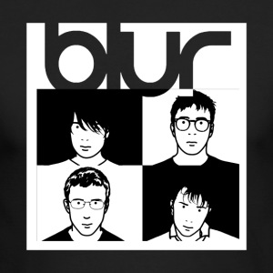 Blur band - Men's Long Sleeve T-Shirt by Next Level