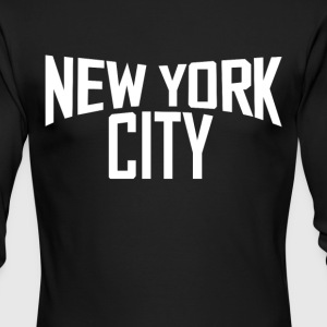 New York City - Men's Long Sleeve T-Shirt by Next Level