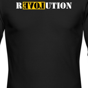 Revolution Government Obama - Men's Long Sleeve T-Shirt by Next Level