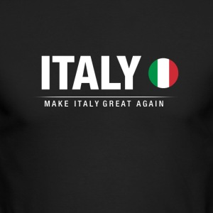 Make Italy Great Again - Men's Long Sleeve T-Shirt by Next Level