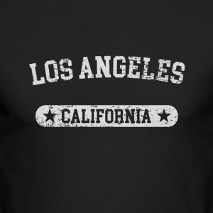 Los Angeles California - Men's Long Sleeve T-Shirt by Next Level
