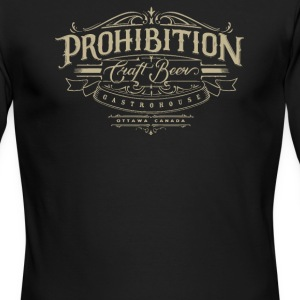 Prohibition gastrohouse - Men's Long Sleeve T-Shirt by Next Level