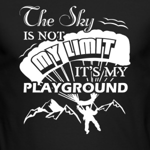 Paragliding Playground Shirts - Men's Long Sleeve T-Shirt by Next Level
