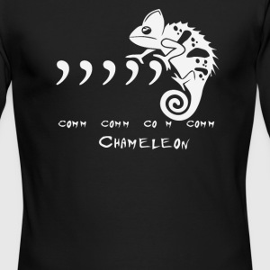 Comma comma - Men's Long Sleeve T-Shirt by Next Level