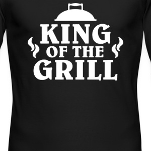 King Of The Grill - Men's Long Sleeve T-Shirt by Next Level