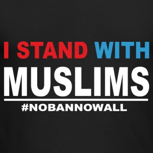 I Stand With Muslims - Men's Long Sleeve T-Shirt by Next Level