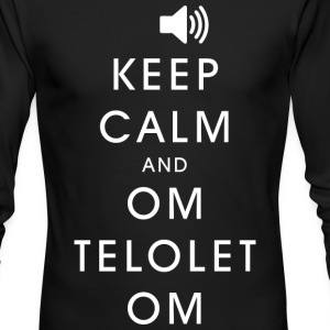 Om Telolet Om - Men's Long Sleeve T-Shirt by Next Level