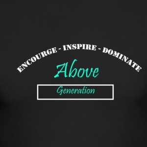 Encourage Inspire Dominate - Men's Long Sleeve T-Shirt by Next Level