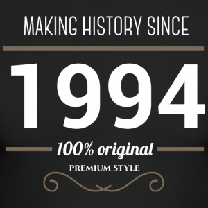 Making history since 1994 T Shirt - Men's Long Sleeve T-Shirt by Next Level