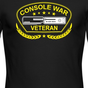 Console War Veteran - Men's Long Sleeve T-Shirt by Next Level