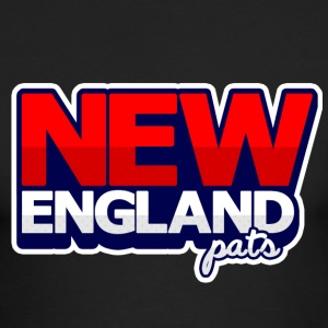 NEW ENGLAND 'PATS' - Men's Long Sleeve T-Shirt by Next Level