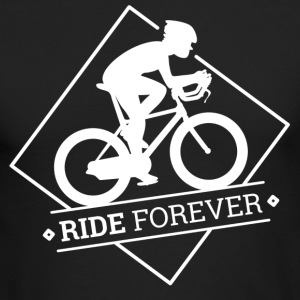 Ride forever - Men's Long Sleeve T-Shirt by Next Level