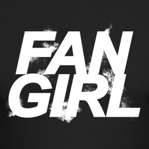 Teen Wolf - Fangirl - Men's Long Sleeve T-Shirt by Next Level