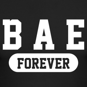 Bae Forever | Romantic, Valentines, Friends, Love - Men's Long Sleeve T-Shirt by Next Level