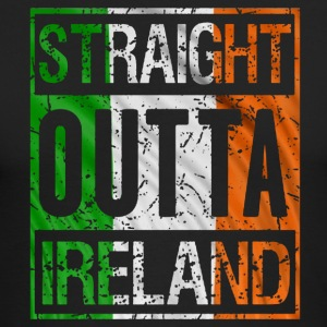 straight outta ireland - Men's Long Sleeve T-Shirt by Next Level