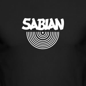 Sabian white - Men's Long Sleeve T-Shirt by Next Level