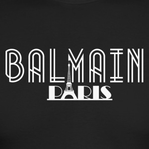 Balmain - Men's Long Sleeve T-Shirt by Next Level