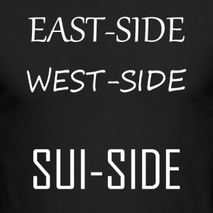 Suicide - Men's Long Sleeve T-Shirt by Next Level
