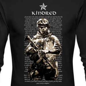 Kindred - Men's Long Sleeve T-Shirt by Next Level
