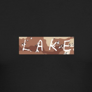 LAKE_LOGO2 - Men's Long Sleeve T-Shirt by Next Level