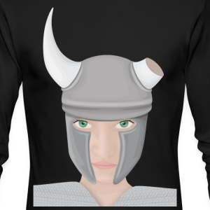 viking - Men's Long Sleeve T-Shirt by Next Level