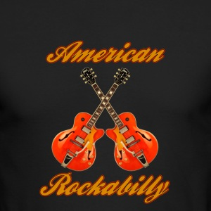 American Rockabilly - Men's Long Sleeve T-Shirt by Next Level