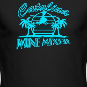 CATALINA WINE MIXER - Men's Long Sleeve T-Shirt by Next Level
