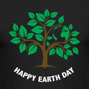 Happy Earth Day T shirt Gift, Save The Earth Shirt - Men's Long Sleeve T-Shirt by Next Level