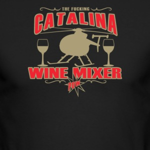 Catalina mixer pow - Men's Long Sleeve T-Shirt by Next Level