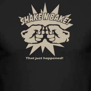 SHAKE AND BAKE - Men's Long Sleeve T-Shirt by Next Level